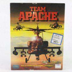 Team Apache (PC Big Box, 1998, Simis)