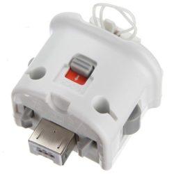 Nintendo Wii MotionPlus Sensor Adapter (Hvid)