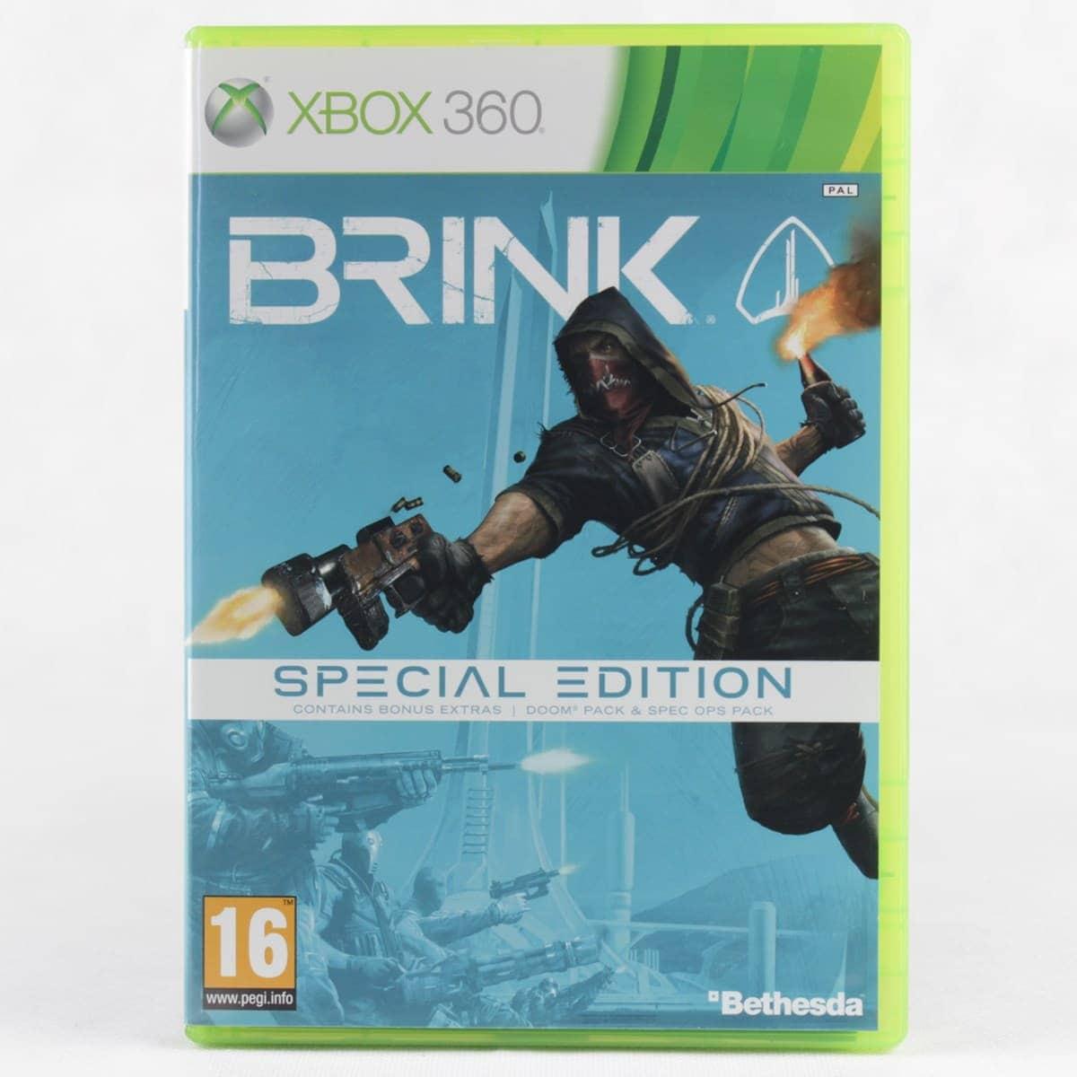 Brink: Special Edition (Xbox 360)
