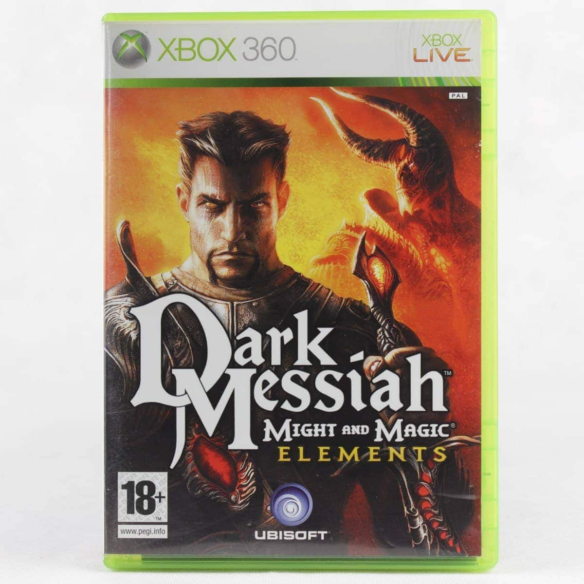 Dark Messiah: Might and Magic - Elements (Xbox 360)