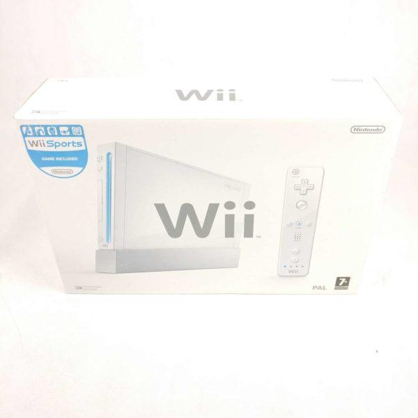Nintendo Wii Konsol (PAL - UKV - Boxed)