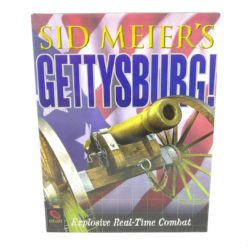 Sid Meiers Gettysburg! (PC Big Box, 1997, Firaxis Games East)