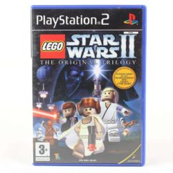 LEGO Star Wars II: The Original Trilogy (Playstation 2)