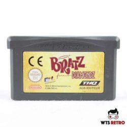 Bratz: Diamondz (Game Boy Advance - GBA)
