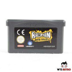 Rayman: Raving Rabbids (Game Boy Advance)