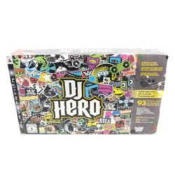 DJ Hero Turntable med 2 spil (Boxed - PS3)