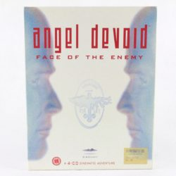 Angel Devoid: Face of the Enemy (PC Big Box)