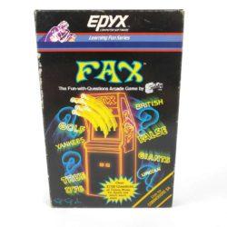 Fax (Commodore 64 - Disk)