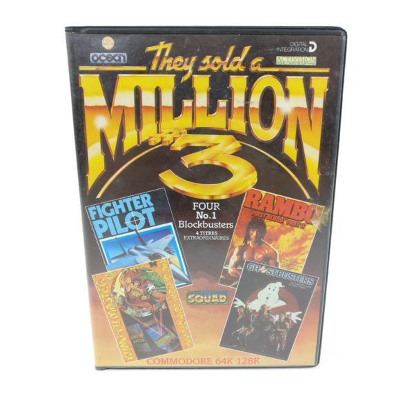 They Sold a Million 3 (Commodore 64 - Disk)