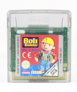 Bob the Builder: Fix it Fun! (Game Boy Color)