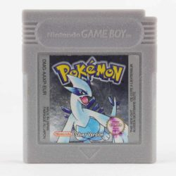 Pokémon Silver Version (Game Boy Color)