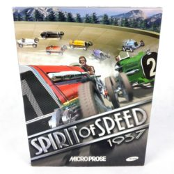 Spirit of Speed 1937 (PC Big Box, 1999, Broadsword Interactive)