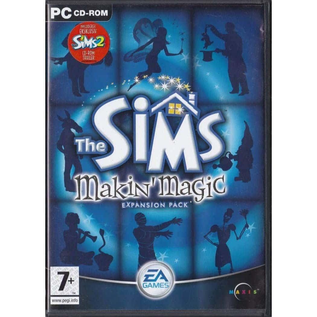 The Sims: Makin' Magic (PC)