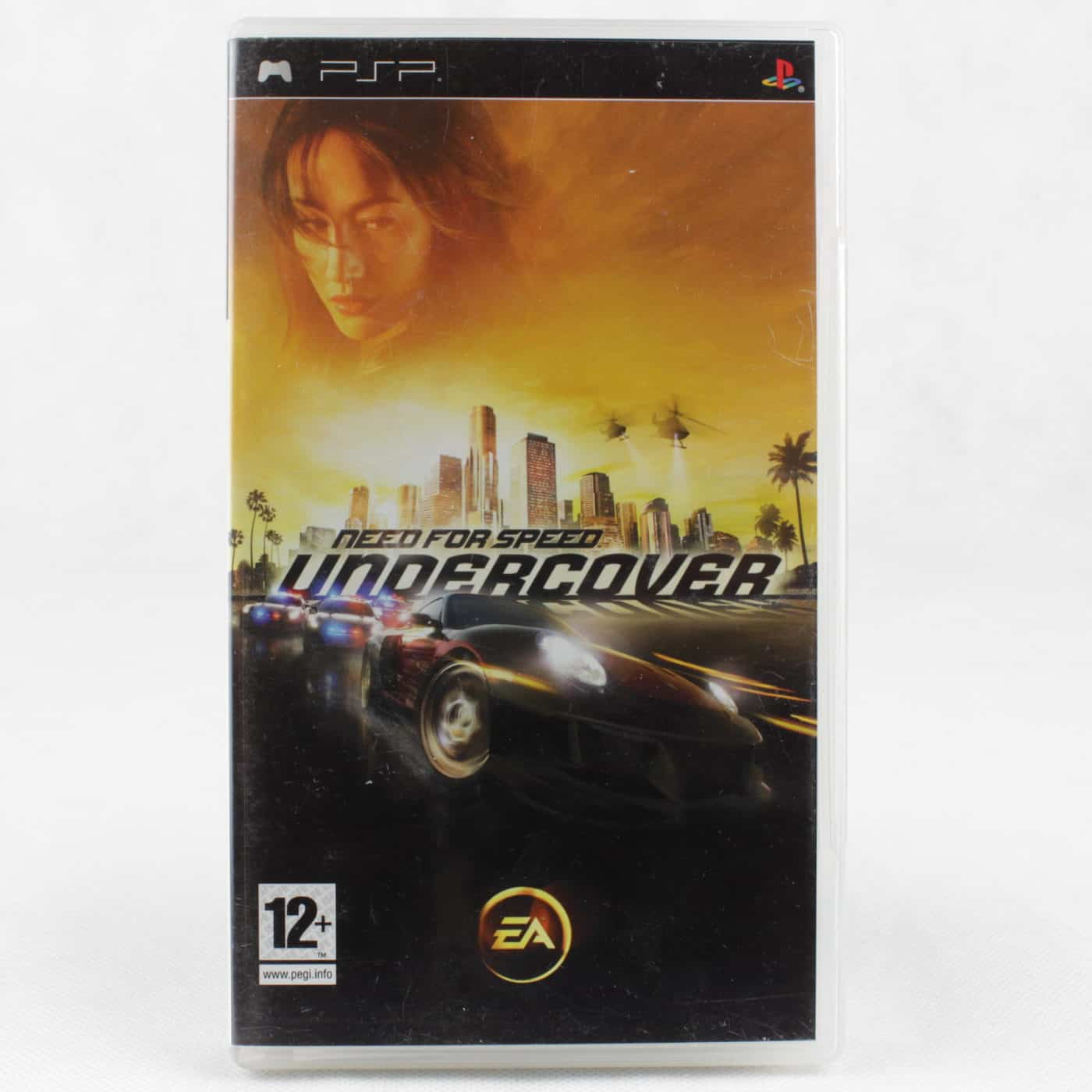 Need for Speed: Undercover (Sony PSP)