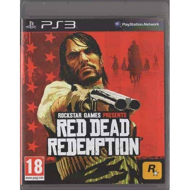 Red Dead Redemption (Playstation 3 / PS3)