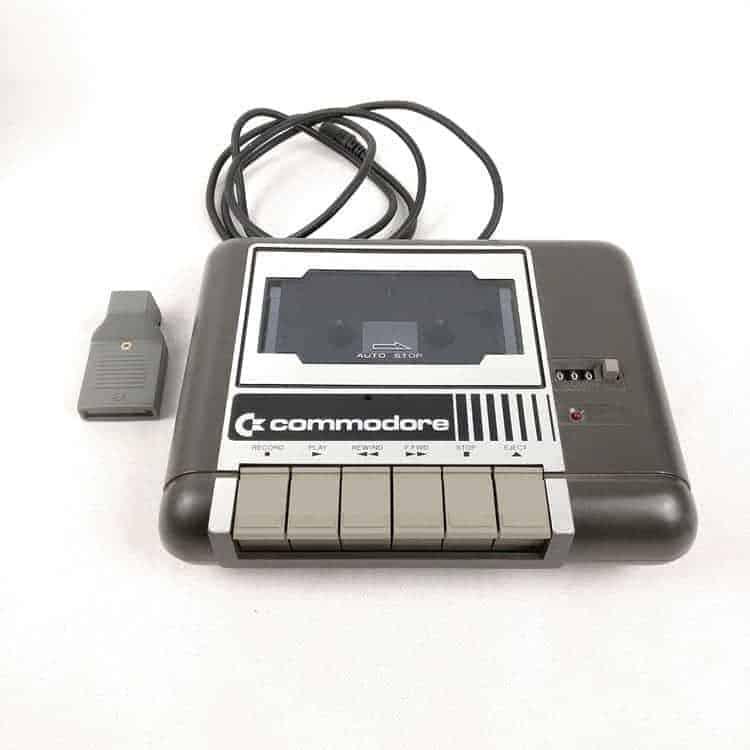 Commodore 1531 Datasette