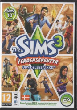 The Sims 3: Verdenseventyr (PC / Mac)