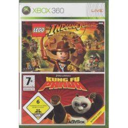 LEGO Indiana Jones and the Original Adventures + Kung Fu Panda