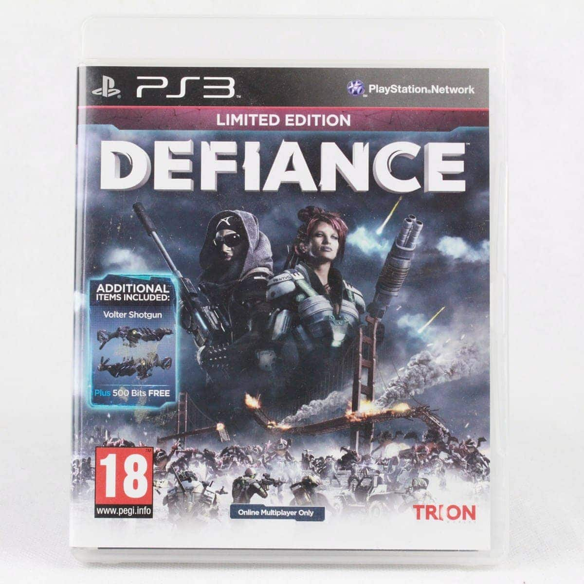 Defiance: Limited Edition (PS3)