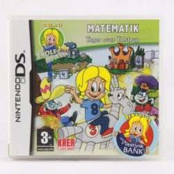 Pixeline: Matematik - Tåge over Talstrup (Nintendo DS)
