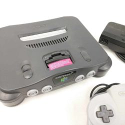 Nintendo 64 Konsol Set (1. Gamepad)