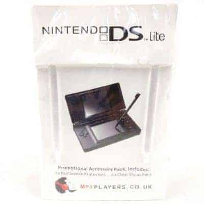Nintendo DS Lite Accessory Pack
