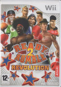 Ready 2 Rumble Revolution (Nintendo Wii)