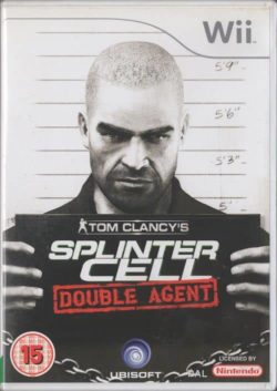 Tom Clancy's Splinter Cell: Double Agent (Nintendo Wii)