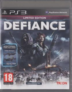 Defiance: Limited Edition (Playstation 3 / PS3)