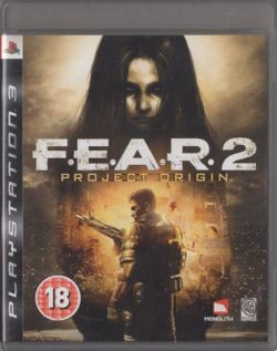 F.E.A.R. 2: Project Origin (Playstation 3 / PS3)