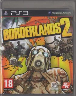 Borderlands 2 (Playstation 3 / PS3)