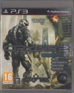 Crysis 2: Limited Edition (Playstation 3)