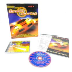 Grand Touring (PC Big Box, 1998, Elite Systems)
