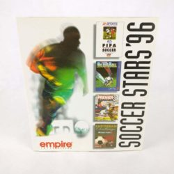 Soccer Stars '96 (PC Big Box, 1995, Empire Interactive)