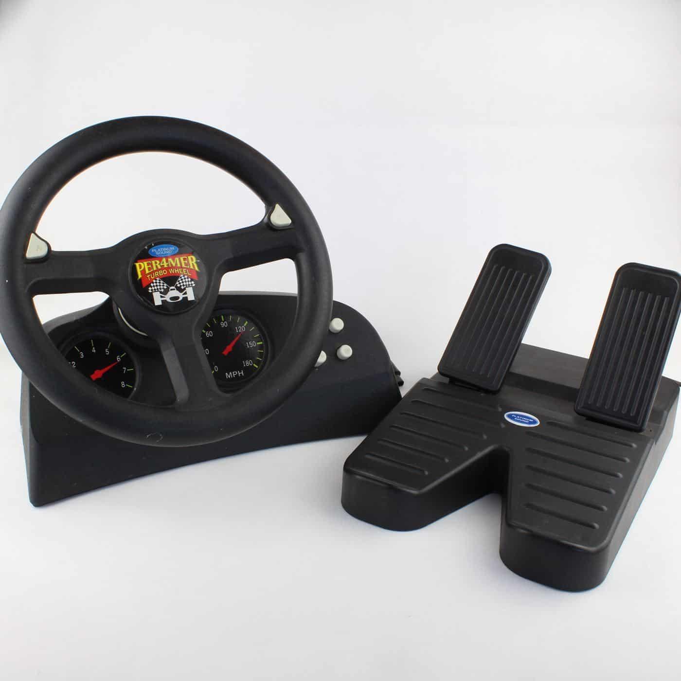 Per4mer Turbo Wheel (PS1 / PS2)