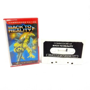 Back to Reality (C64 Cassette)