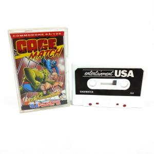 Cage Match (C64 Cassette)