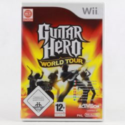 Guitar Hero: World Tour (Nintendo Wii)