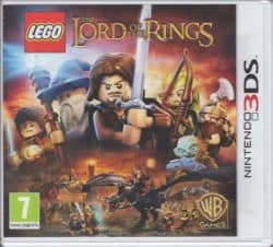 LEGO The Lord of the Rings (Nintendo 3DS)
