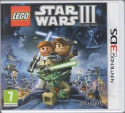 LEGO Star Wars III (Nintendo 3DS)