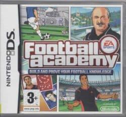 Football Academy (Nintendo DS)