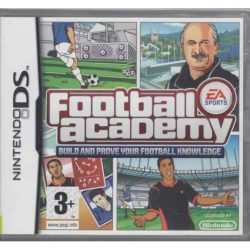 Football Academy (Nintendo DS)