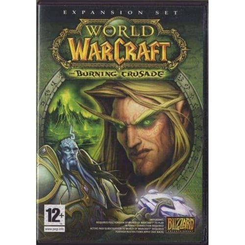 World of Warcraft: The Burning Crusade (PC)