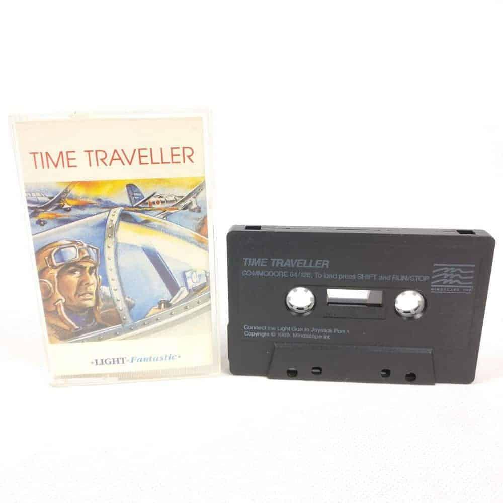 Time Traveller (Commodore 64 Cassette)