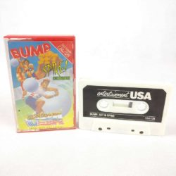 Bump, Set, Spike! Doubles Volleyball (Commodore 64 Cassette)
