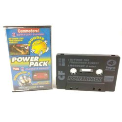 Commodore Format Power Pack 4 (Commodore 64 Cassette)