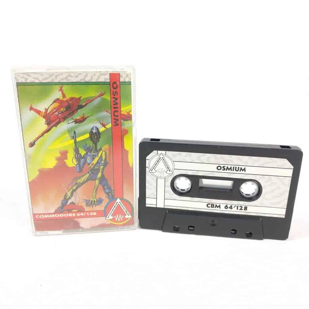 Osmium (Commodore 64 Cassette)