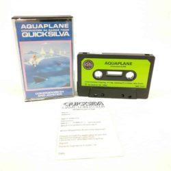 Aquaplane (Commodore 64 Cassette)