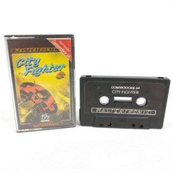 City Fighter (Commodore 64 Cassette)