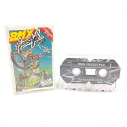 BMX Freestyle (Commodore 64 Cassette)
